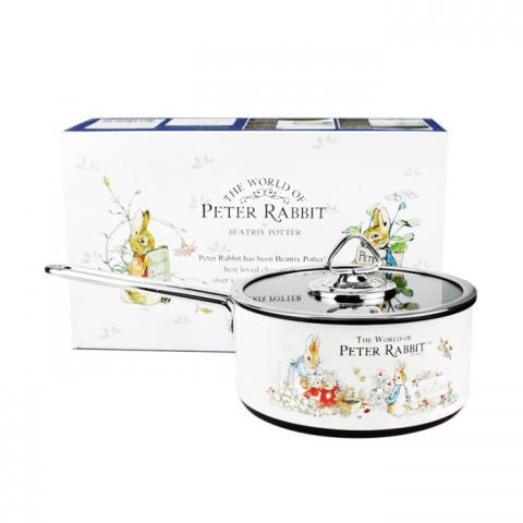 PETER RABBIT 鈦合金湯鍋