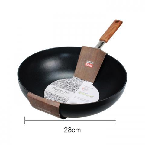 韓國 Silvat Boem IH 炒鍋 - 28cm