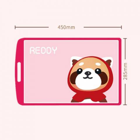 韓國 Morningn PE砧板 - 粉紅色