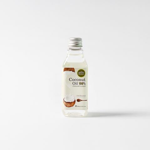 Phutawan 100%純天然冷壓初榨椰子油 50ml
