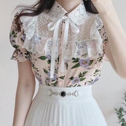 icevanilla 襯衫