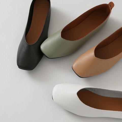 hotping 平底鞋