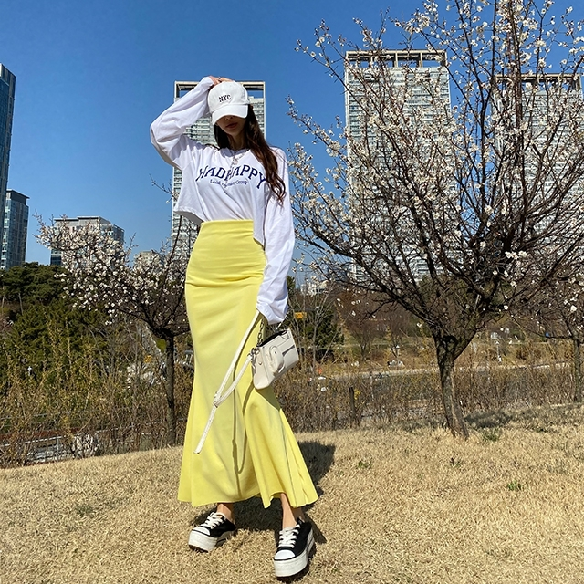 iampretty 長裙