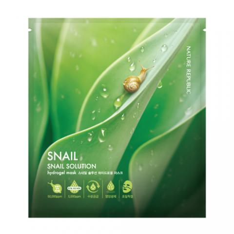 Nature Republic 蝸牛修護啫喱面膜 20 g