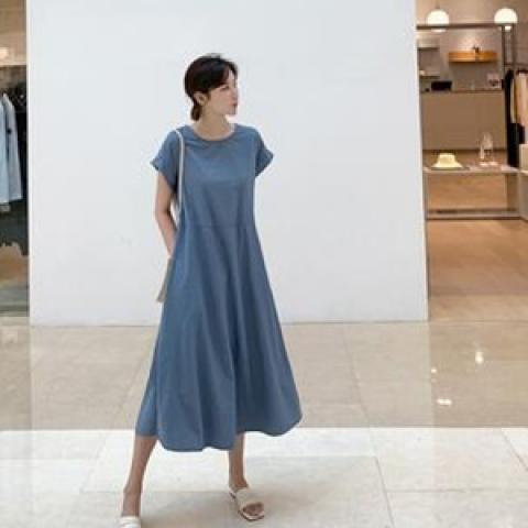 mayblue 連身裙 (sold)