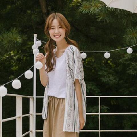 韓國新品﹗波希米亞襯衫