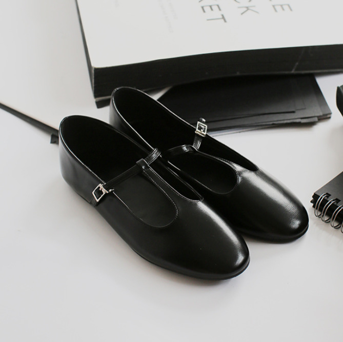 milkcocoa 平底鞋