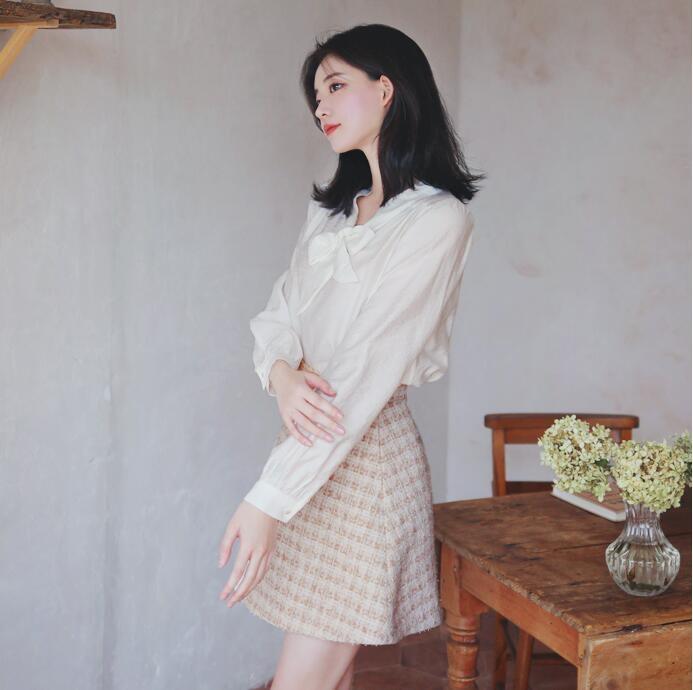 milkcocoa 短裙